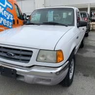 2003 Ford Ranger. Five-Speed!